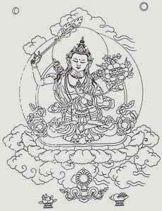 Манджушри, Будда Мудрости
