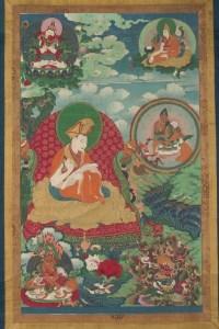 Панчен Лосанг Чокьи Гьялцен (из собрания Американского музея естественной истории)
