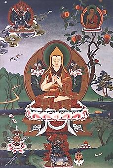 Лама Цонкапа