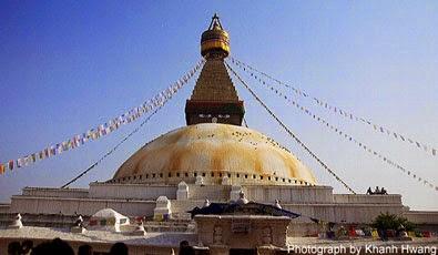 Ступа Бодханатх, Непал
