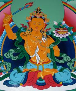 Мы можем обращаться к Будде с просьбой помочь нам усилить наши любовь, сострадание и мудрость  (Фото Deana Zabaldo)